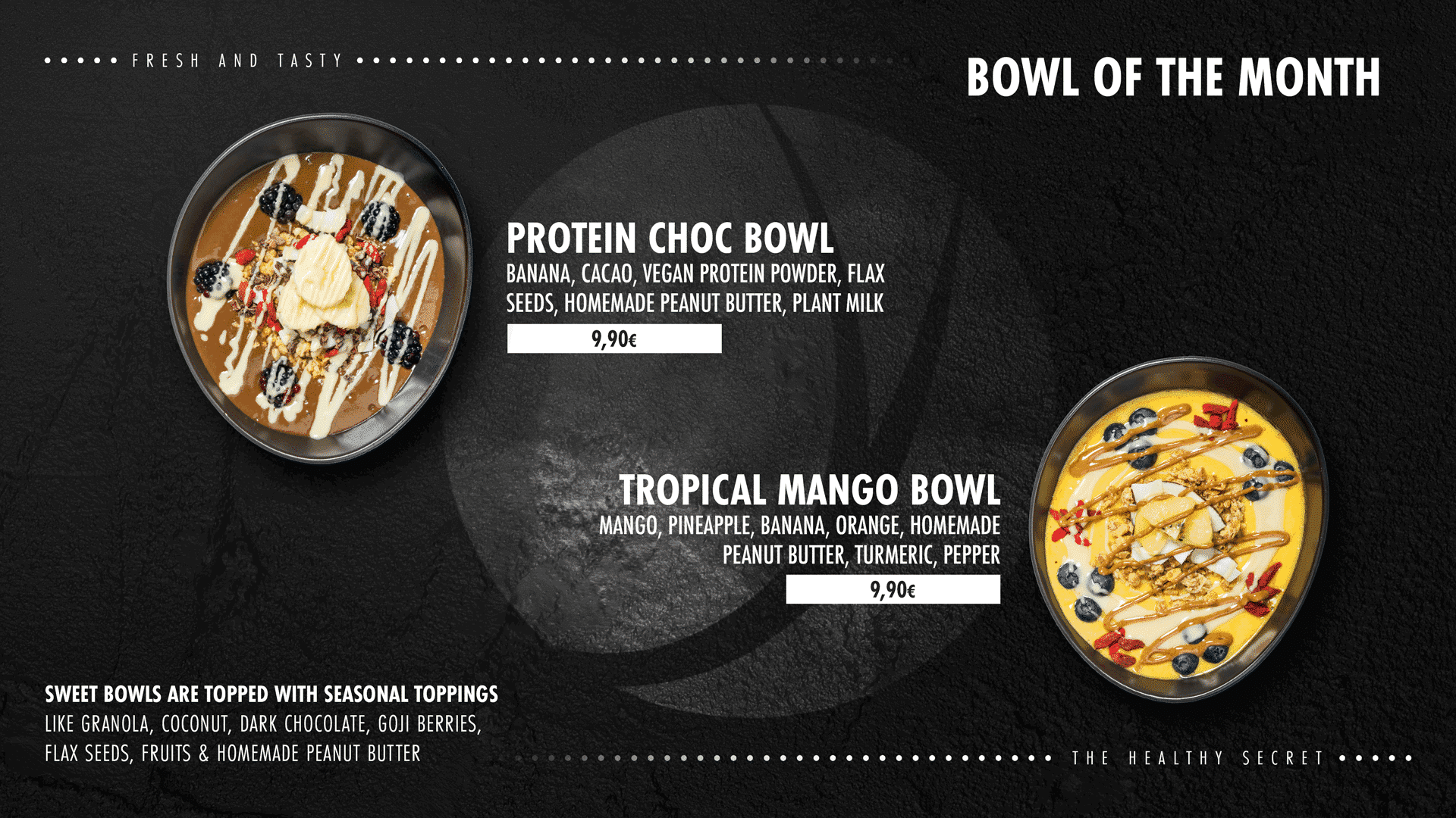 bowl of the month